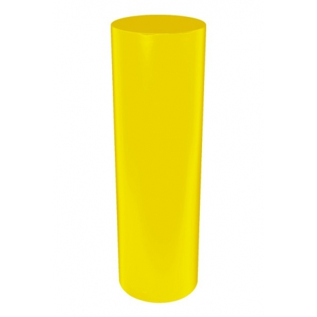 Runt podium, farve, 20 x 100 cm