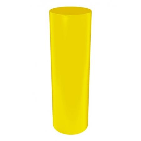 Runt podium, farve, 50 x 100 cm