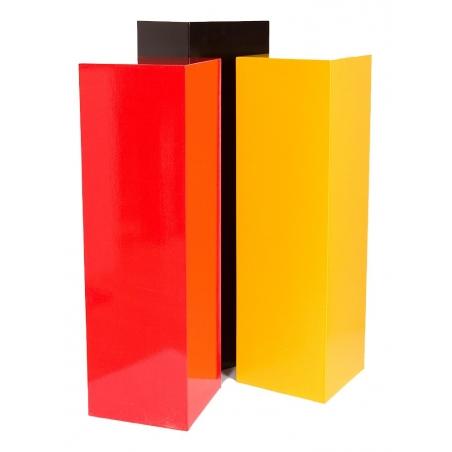 Solits podium färg, 25 x 25 x 100 cm