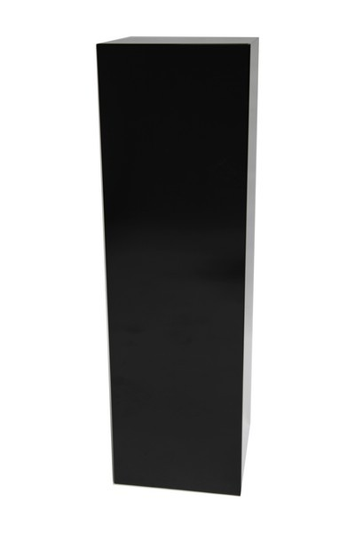 Solits podium svart högglans