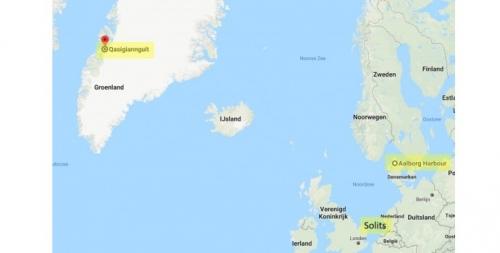 Alle man på däck! Grönlands hamn stänger nästa vecka!